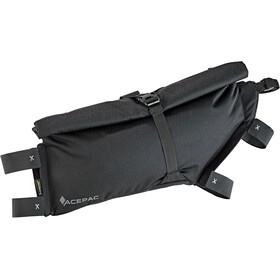 Acepac Roll Cykelväska L svart